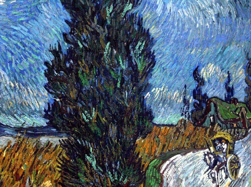Van-Gogh in provence
