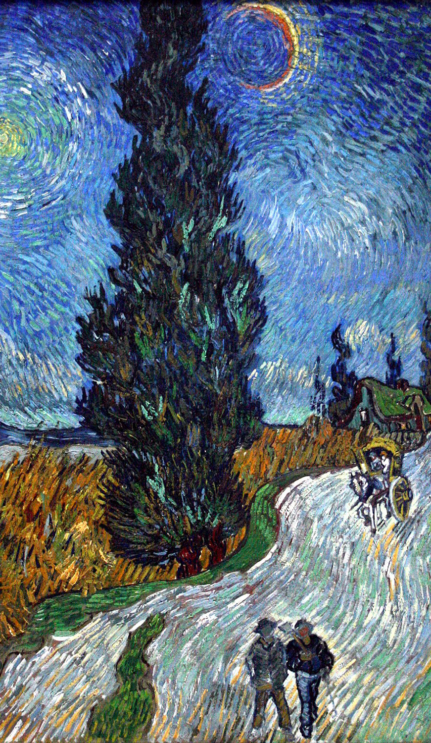 Van-Gogh in provence